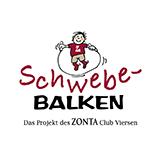 Schwebe-Balken - Projekt des ZONTA Club Viersen